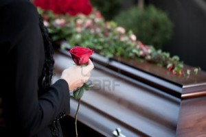 11193765-religion-death-and-dolor--funeral-and-cemetery-funeral-with-coffin